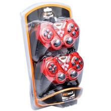Promax PM-MX213 Double Gamepad With Shock